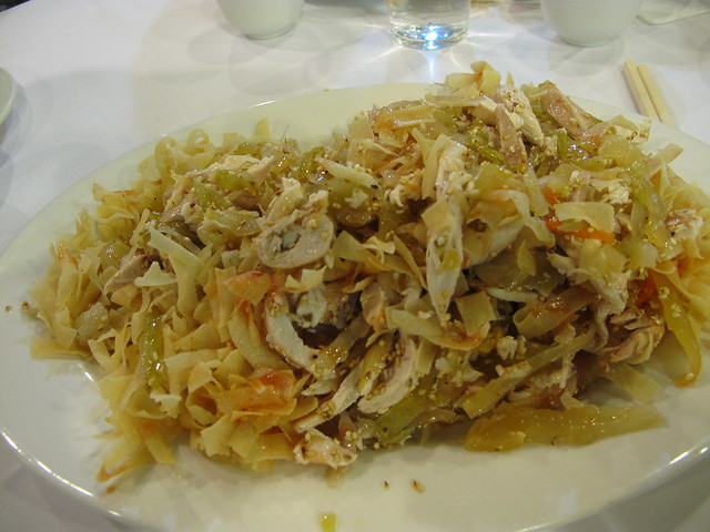 IMG_0531House Special Shredded Chicken 手絲雞 2