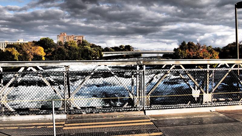 Niagara Falls - American Side Goat Island Bridge