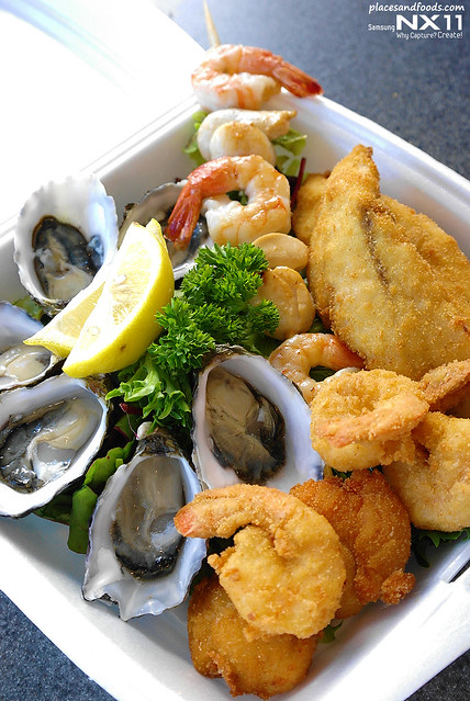 mako seafood platter