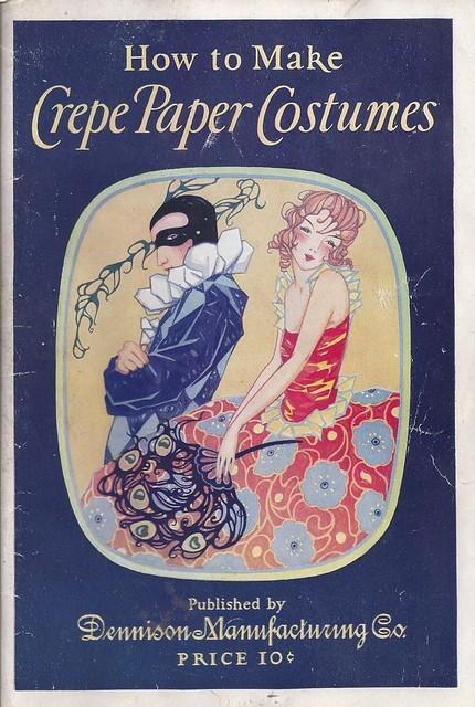 Crepe Paper Costumes