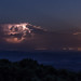 Thunderstorm seen from Mount Laguna by slworking2