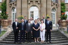 Staatssekretärin Schopper empfängt chinesische Delegation