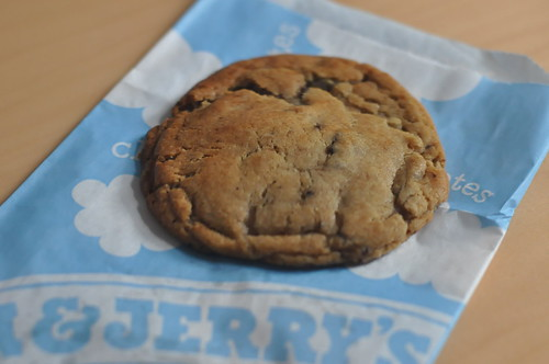 Ben and Jerry's Chocolate Chip Cookie