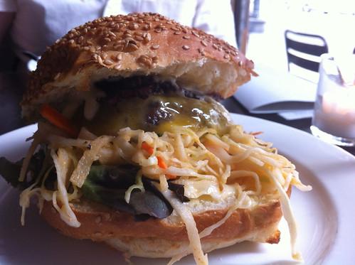 Saucebox Burger