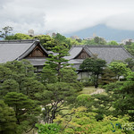 A View of Nijo Castle - Kyoto, Japan
