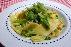 Thumbnail image for Zagreb's favorite pasta: Krpice sa zeljem