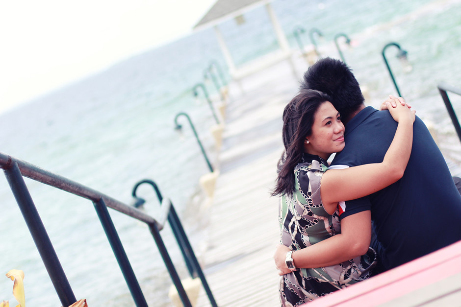 Cebu Prenup Photographer, Cebu Prenup Pictorial, Plantation Bay Engagement