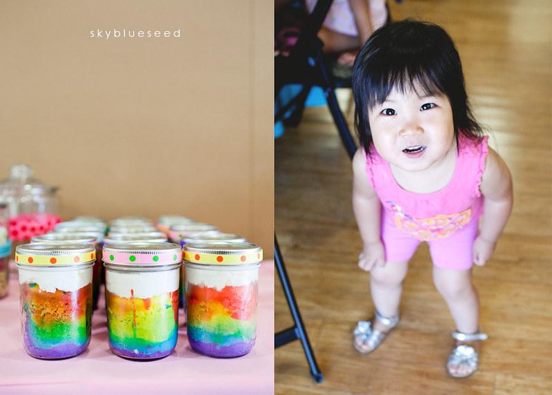Raibow Jars