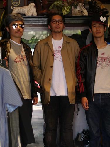 GOLDEN TIJUANA × FUKUUMARE TEE