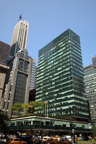 Midtown Manhattan by ShellyS