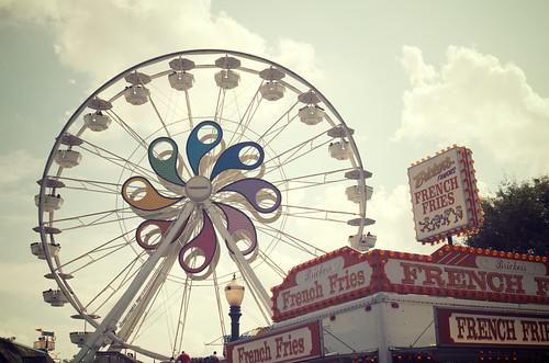 Hershey Park ferris wheel.