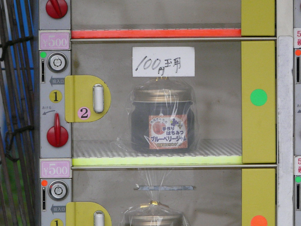 Only use 100 yen coins in this machine.