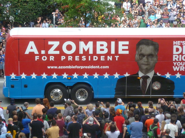 A.Zombie