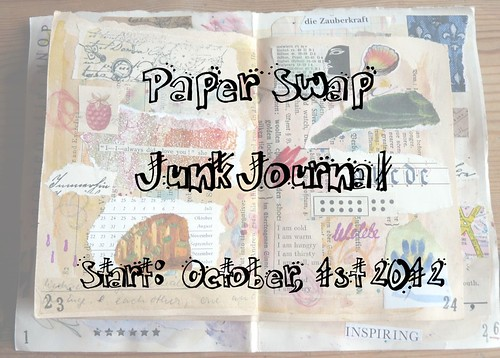 Paper Swap in October