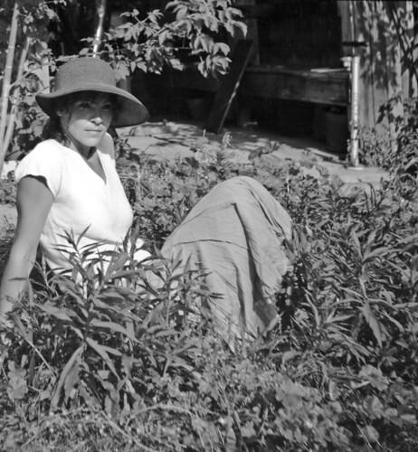 In The Field - Patricia