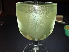 Frozen Margarita, No Salt