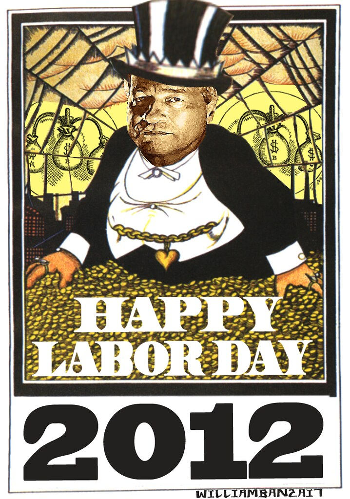 HAPPY LABOR DAY 2012
