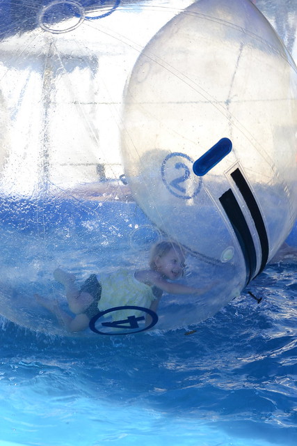 Eisley in Bubble