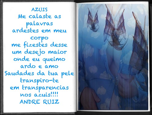 AZUIS by amigos do poeta
