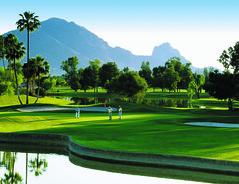Palm At Mccormick Ranch Golf Club - Public