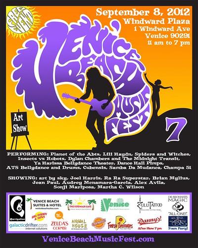 venice beach music fest