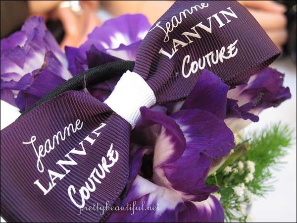 Lanvin Couture