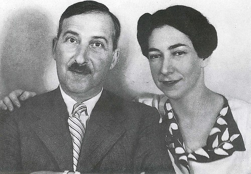 Stefan and Lotte Zweig (credit: Acervo CSZ)