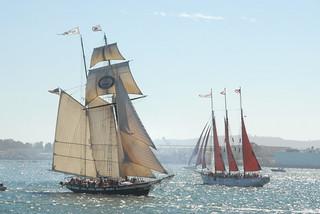 Californian görüntü. sandiego embarcadero tallships californian americanpride festivalofsail portofsandiego maritimemuseumofsandiego