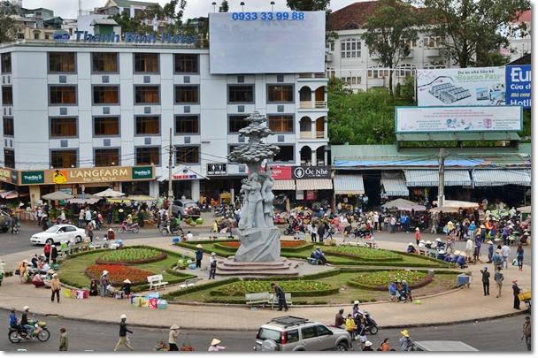 Dalat Roundabout