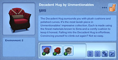 Decadent Hug by Unmentionables