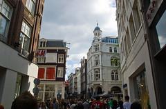 Rue commerçante Kalveerstraat