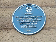 Photo of Blue plaque № 5804
