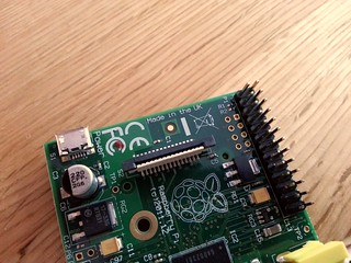 my raspberry pi is here