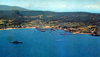 Monterey from Air (Postcard)