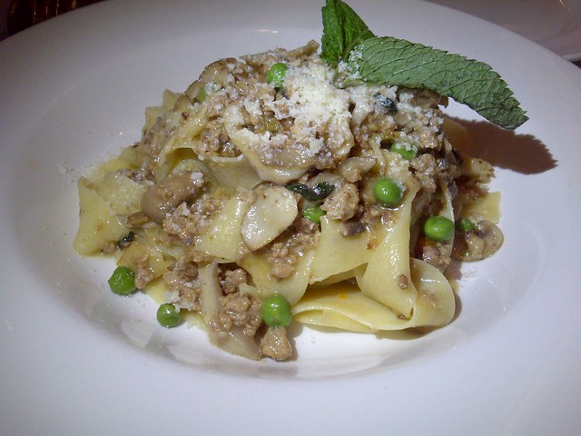 Pappardelle with Duck 3