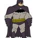 DKR Bat by chrisgrav3s