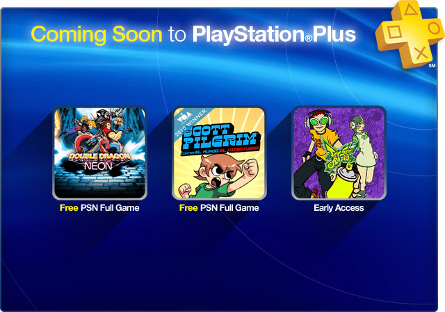 PlayStation Plus Update