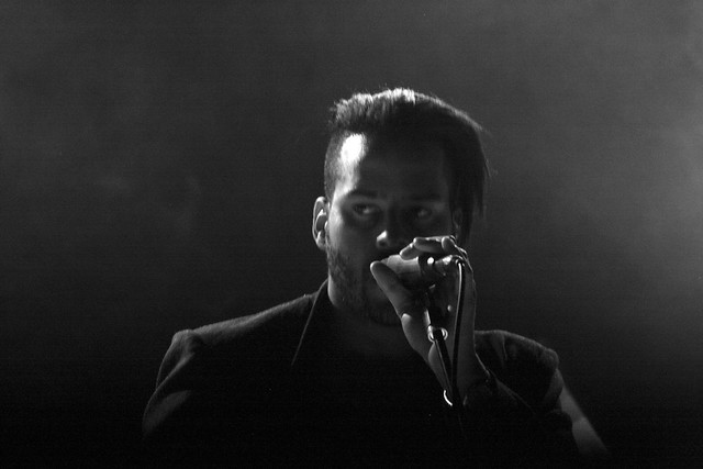 Twin Shadow ::: Bluebird Theater :: 09.07.12