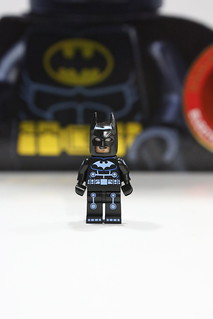 Electro Suit Batman