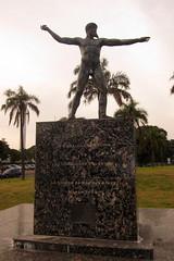 Buenos Aires - Recoleta; Plaza de las Naciones Unidas - Poseidon