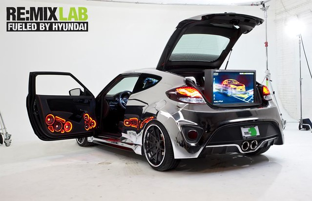 2013 Hyundai Veloster Mod Flickr Photo Sharing
