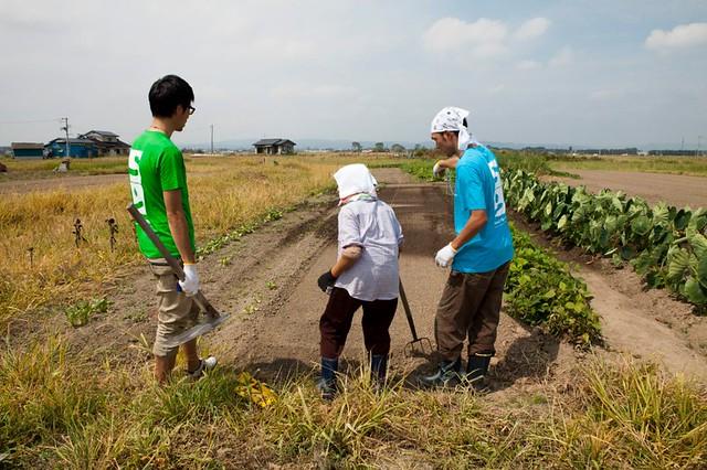 SmileGarden 農業で復興を目指して!_画像06