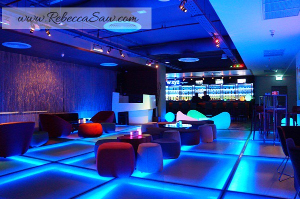 w xyz bar - Aloft Bangkok