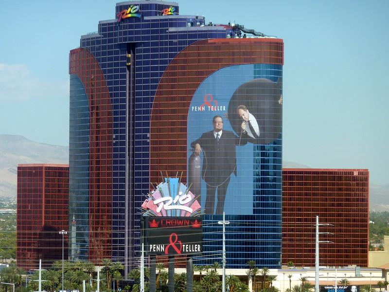 Rio Hotel Vegas