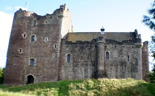 Doune Castle, Trossachs