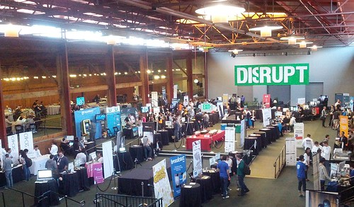 Techcrunch Disrupt 2012