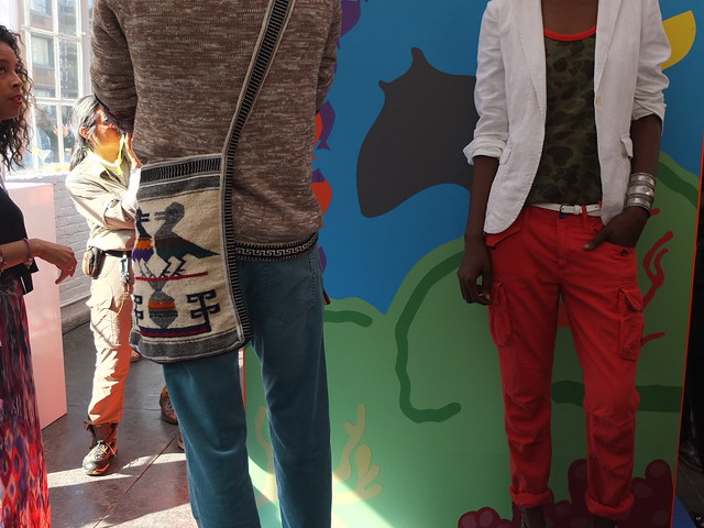 Gant by Michael Bastian SS12 NYFW Presentation at Industria Superstudio