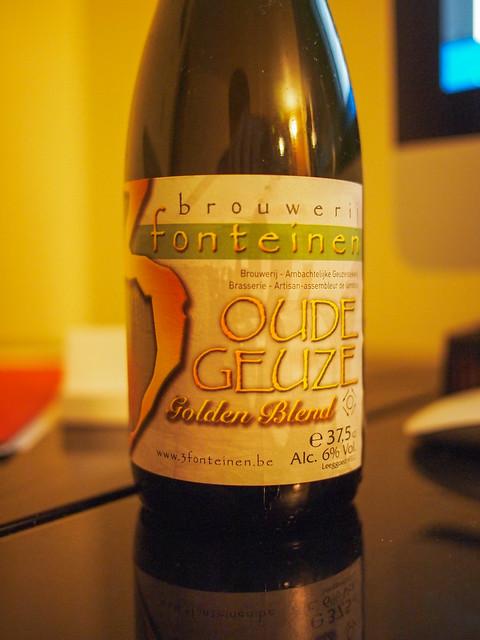 3 Fonteinen Oude Geuze Golden Blend