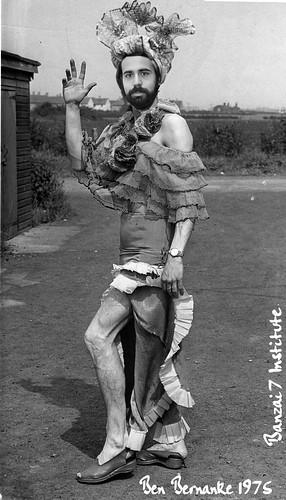 BEN BERNANKE 1975 by Colonel Flick