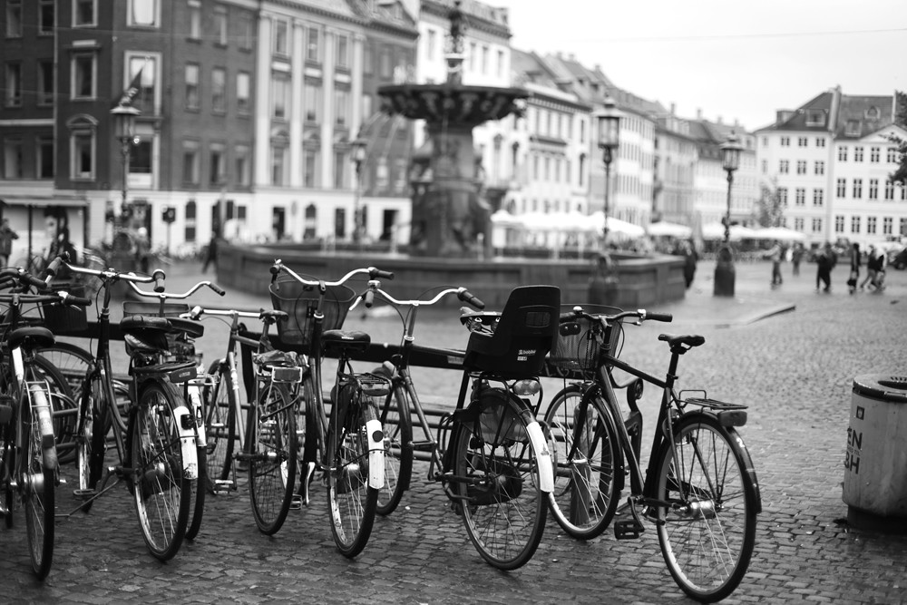 Et døgn i København